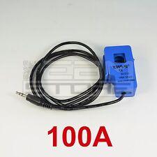 Sensore di corrente SCT 013 - 100A /50mA amperometro arduino pic - ART. CG05