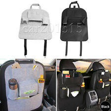 Car Auto Seat Back Multi-Pocket Storage Bag Organizer Holder Accessory Universal