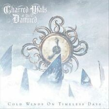Cold Winds on Timeless Days [Digipak] * by Charred Walls of the Damned (CD, Oct-