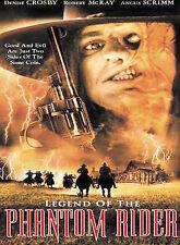 Legend of the Phantom Rider (DVD, 2003) SKU 3984