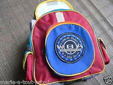 Adorable petit sac d'école à dos pour enfant TRES SOLIDE et coloré + 3 poches !