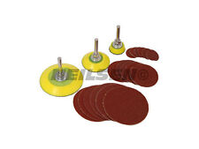 24pce Surface Pre Kit For Polishing Polish sanding Flat Discs Arbours pads  3125