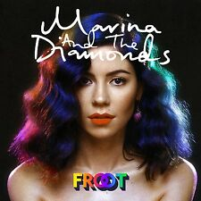 MARINA AND THE DIAMONDS - FROOT VINYL LP  12 TRACKS  NEW+