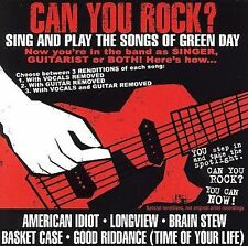 Can You Rock: Sing & Play Songs of Green Day 2006 by Can You Rock? Sing & Pl