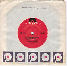 FRANK MILLS Music Box Dancer / The Poet And I 45