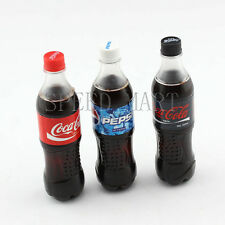 EDC Novelty Mini Cola/pepsi-Lighter Refillable Butane Gas Fire Smoke Pocket Gift