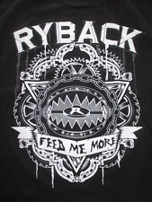 "Wrestling WWE RYBACK ""FEED ME MORE"" (MED) Shirt"