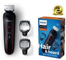 Philips QG415/13 18 ajuste recargable sin cuerda Pelo y Barba Trimmer Clipper