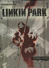 Linkin Park Hybrid Theory US Song Book Guitar Tab