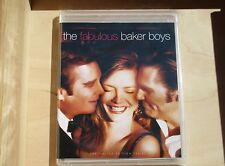 THE FABULOUS BAKER BOYS BLU-RAY (1989) signed by Steve Kloves