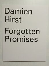DAMIEN HIRST, 'Forgotten Promises'private view invitation,Gagosian gallery, 2011