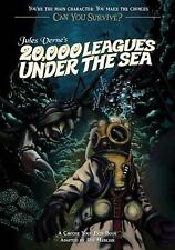 Jules Verne's 20,000 Leagues Under the Sea: A Choose Your Path Book (Can You Sur