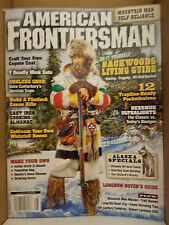 "American Frontiersman Winter 2017 Issue ""Mountain Man Self-Reliance"""