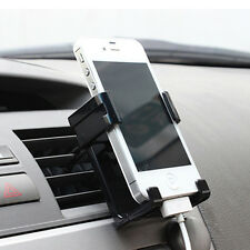 Air Vent car Mobile Phone Holder Iphone 6 Plus 5s GPS Accessories For Samsung