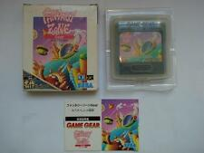 Game Gear:Fantasy Zone [TOP SEGA & 1ERE EDITION] COMPLET - Jap