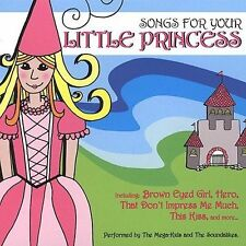Songs for Your Little Princess Audio CD New