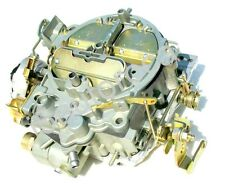 ROCHESTER QUADRAJET 4BBL CARBURETOR 750 CFM V8 SBC ENGINES ELECTRIC CHOKE