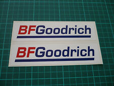 BF Goodrich Stickers