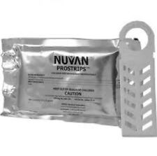 Nuvan ProStrips Vapor ( 12 PK ~ 16g Each)Kills Bedbugs Pantry Pest Roaches Fly
