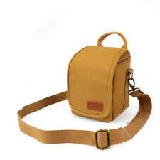 Brown DSLR Camera Bag Case for Samsung WB Series WB1100F WB2200F Galaxy NX30