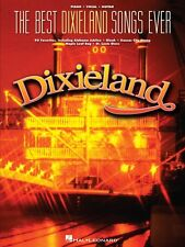 The Best Dixieland Songs Ever Sheet Music Piano Vocal Guitar SongBook  000312326