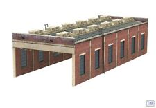 44-0033 Bachmann Scenecraft OO/HO Gauge Two Lane Engine Shed