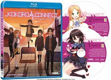 Kokoro Connect . The Complete TV Series Collection . Anime . 2 Blu-ray . NEU