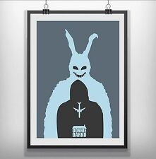 Donnie Darko Minimalist Minimal Film Movie Poster Print