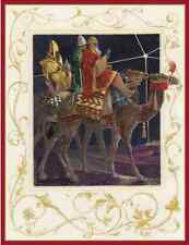 Caspari The Three Kings 16 ct Box Christmas Holiday Greeting Cards