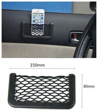 Opel Car Door Seat Site Storage Nets Bag Pouch Phone Pocket Organizer Universal