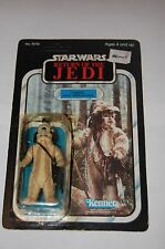 Logray-Star Wars-ROTJ Return Of The Jedi-MOC-Vintage 65 Back-RARE Version