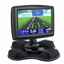 Anti-Skid Friction Dash Mount Stand Holder Stack Stand For Garmin Nuvi GPS