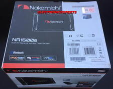 "NAKAMICHI NA1600S INDASH 6.2"" Touchscreen DVD/CD/USB/Bluetooth/SDHC Double Din"