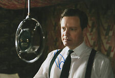 "Colin Firth ""The King´s Speech"" Autogramm signed 20x30 cm Bild"