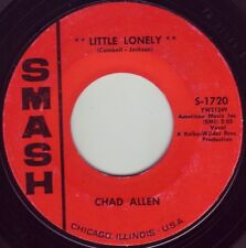 """CHAD ALLEN Little Lonely ((**7"""" 45 from 1961**))"""