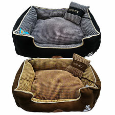5* Luxury Comfotable Dog bed ( Dog Mattress) 80x60x20 cm with pillow23x23x8 cm