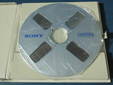 1 x Brand New & Sealed Sony PCM D-1/2-2920 Digital Audio 14in Reel To Reel Tape