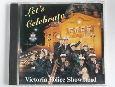 VICTORIA POLICE SHOWBAND - Let's Celebrate - RARE OZ CD