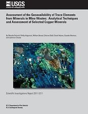 Assessment of the Geoavailability of Trace Elements from Minerals in Mine...