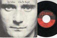 PHIL COLLINS disco 45 g.  MADE IN FRANCE In the air tonight 1981