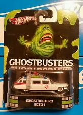 Hot Wheels Retro Entertainment Ghostbusters Ecto-1 2013 Series