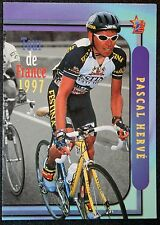 Festina-lotus tour de france pascal herve carte photo # exc