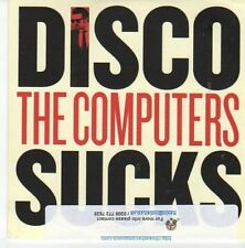 (EB776) The Computers, Disco Sucks - 2013 DJ CD