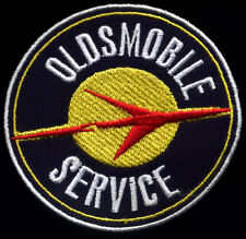 Oldsmobile Patch Sales Service Rocket 88 Hot Rod Classic Car