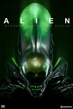 Sideshow Alien Internecivus Raptus Alien 1979 H.R. Giger Statue In Stock New