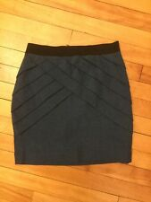 Silence + Noise Anthropologie Blue Skirt, Size Small NWT