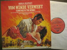 VOM WINDE VERWEHT / GONE WITH THE WIND SOUNDTRACK - O.S.T. - LP