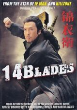 14 BLADES DVD (FAST SHIPPING)