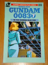 MOBILE SUIT GUNDAM 0083 #7 IN THE SHINING BLUE FIRE GN