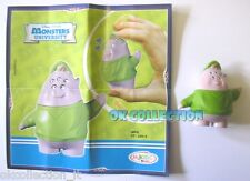 KINDER FERRERO MAXI SORPRESA _ Monster University_ FT-25H 3 Squishy